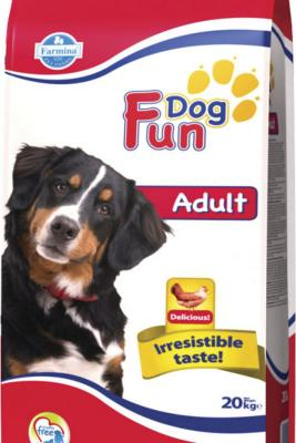 FARMINA FUN DOG ADULT 10 кг, шт