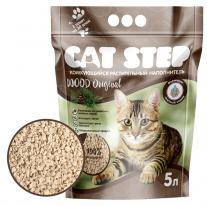 Cat Step Wood Original 5 л, шт